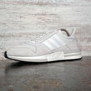 Mens Adidas ZX 500 RM Boost Running Shoes SZ 10 44